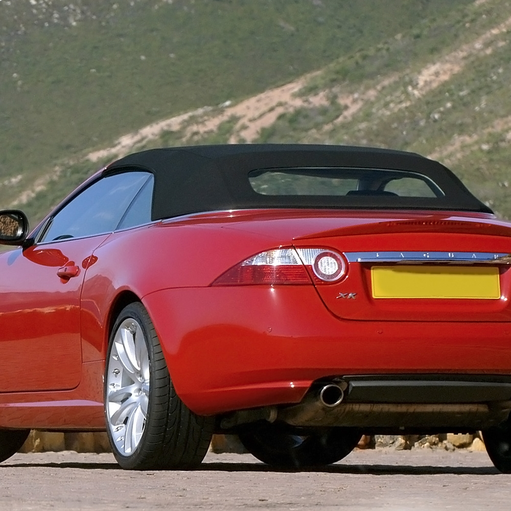 Price Of Jaguar Convertible: Jaguar XK8/XKR 1997-2006 Convertible Top