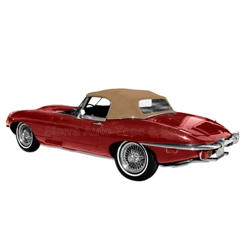 1961-1971 Jaguar XKE Convertible Top Replacement