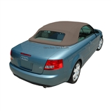 Audi A4 2003-2009 Convertible Top w/ Glass Window - Jive