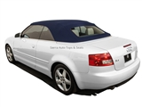 Replacement Audi A4 Blue Twillfast Convertible Top - 2003-2009