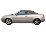 2003-2009 Audi A4 Convertible Top Replacement - Tan Stayfast Canvas