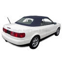Audi Cabrio 1992-1998 Convertible Top w/ Window - Blue