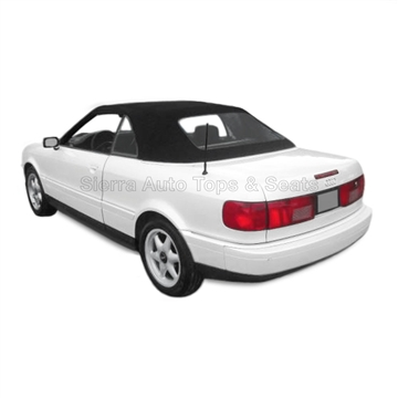 Audi Cabrio 1992-1998 Convertible Top w/ Window - Black