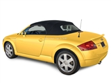Audi TT 2000-06 Convertible Top & Window - Black TwillFast