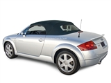 Audi TT 2000-06 Euro Green Convertible Top Replacement & Glass Window