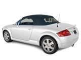 Audi TT 2000-06 Convertible Top & Glass Window - Blue Stayfast