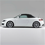 Audi TT 2007-14 Convertible Top & Window - Black TwillFast