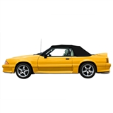 1991-1993 Ford Mustang Convertible Replacement Top, Pinpoint Vinyl | Auto Tops Direct