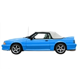1991-1993 Ford Mustang Replacement Convertible Top w/ Plastic Window | Auto Tops Direct