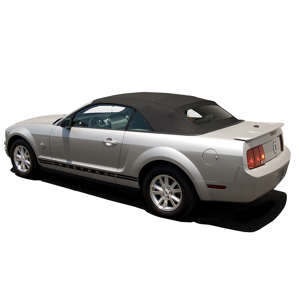 2005 2014 ford mustang convertible top sailcloth vinyl