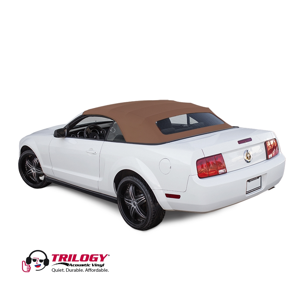 2005 2017 Ford Mustang Convertible Top Trilogy Acoustic Vinyl