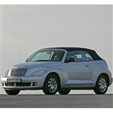 Replacement 2004-2008 Chrysler PT Cruiser Convertible Tops: Beige