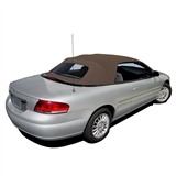 2001-2006 Chrysler Sebring Vinyl Convertible Top Replacement
