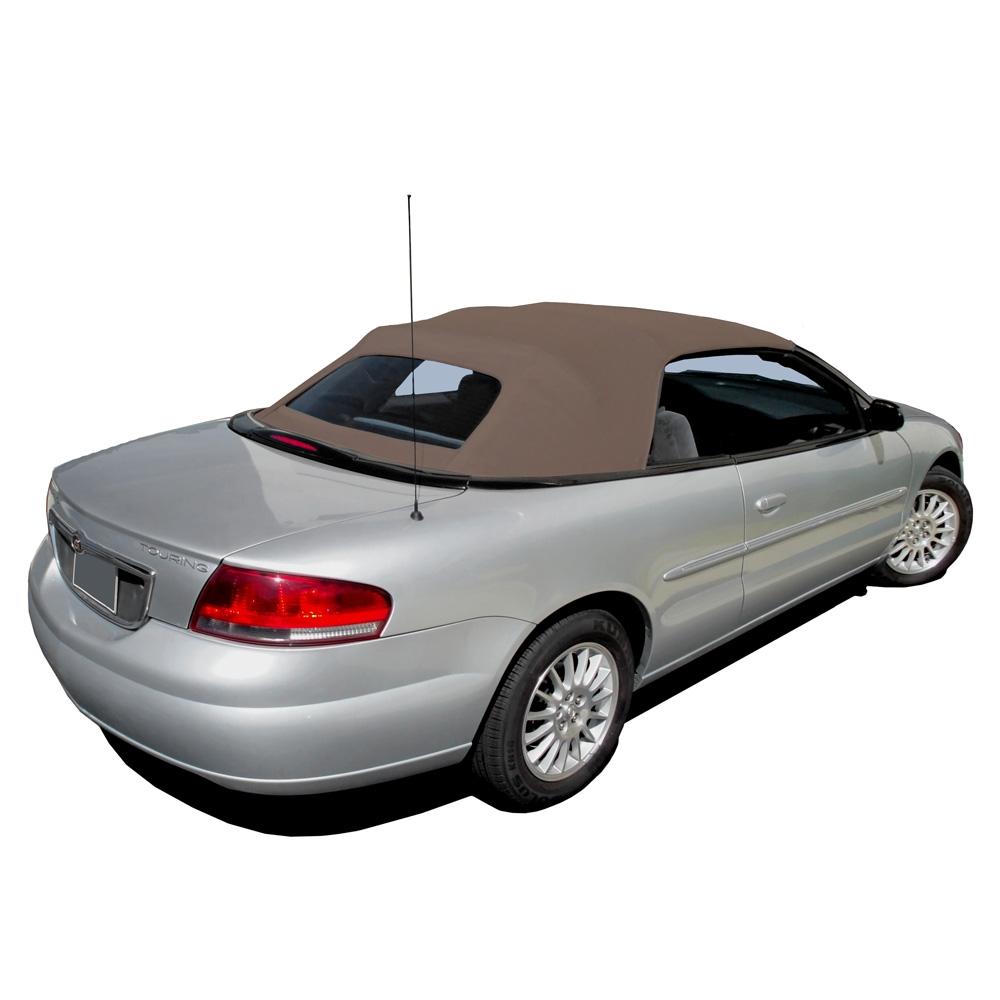 2001 2006 Chrysler Sebring Convertible Tops