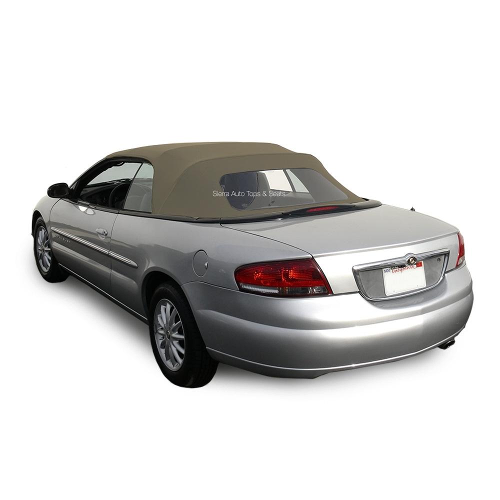 ca4a0cb57286 1996-2006 Chrysler Sebring Convertible Top