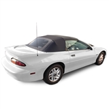 1994-2002 Convertible Soft Top Replacement - One-Piece Plastic Window