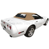Replacement 1994-1996 Chevy Corvette Convertible Tops - Tan