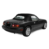 Miata, 1990-1997 Convertible Top, Cabrio Vinyl & Zippered Plastic Window
