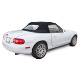 1990-2005 Mazda Miata Convertible Top, Stayfast Canvas & Heated Window