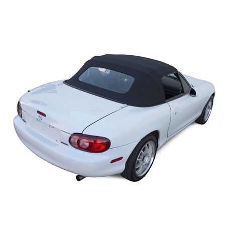 Mazda Miata Convertible Top with Non-Zip Back Window, Cabrio Vinyl