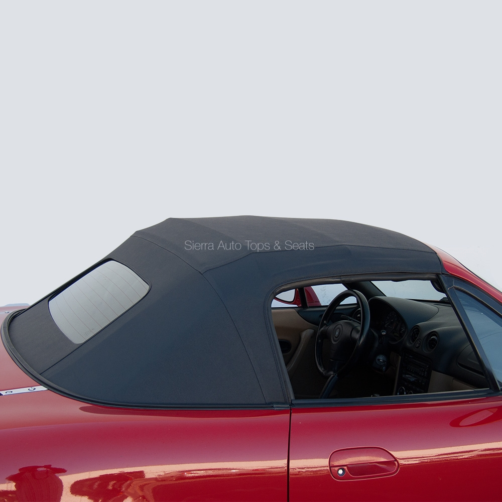 1990 Volkswagen Beetle: 1990-2005 Mazda Miata Replacement Convertible Top