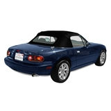 Mazda Miata 1990-2006 Convertible Top with Zippered Glass Window