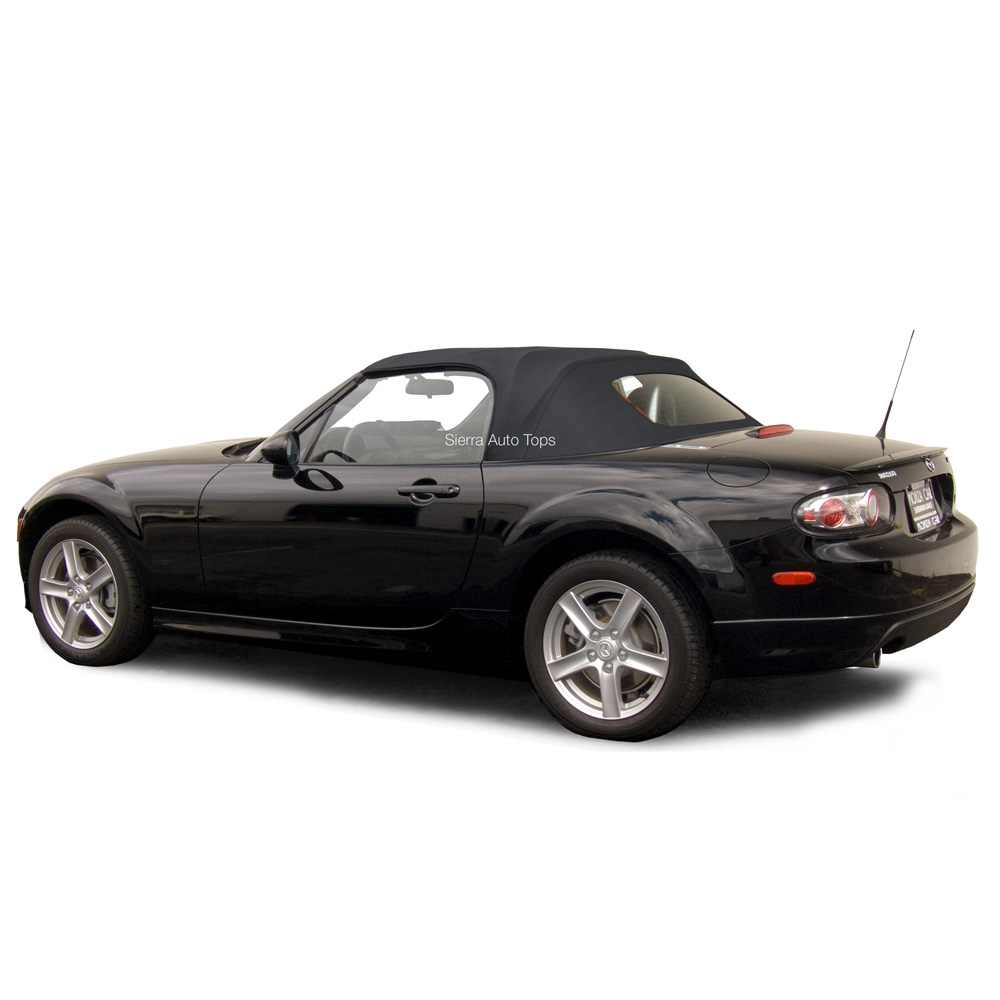 mazda miata convertible top 2006 2014 haartz cabrio vinyl. Black Bedroom Furniture Sets. Home Design Ideas