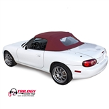 1990-2005 Mazda Miata Replacement Convertible Top w/ Heated Window
