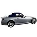 Honda S2000 2002-2009 Convertible Top w/ Glass Window - Blue Stayfast