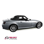 Replacement Honda S2000 Convertible Top (2002-2009) - Black Vinyl