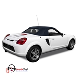 Toyota MR2 Spyder Blue Convertible Top - Twill Grain Vinyl
