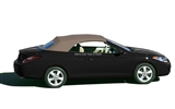 Toyota Solara Replacement Convertible Top 2004-2009 - Beige Twillfast