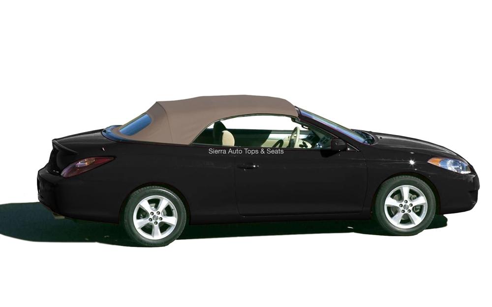 2004 2008 Toyota Solara Convertible Tops