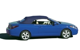 Replacement Toyota Solara 2004-2008 Convertible Top & Window - Blue