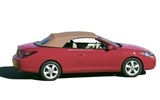Replacement Toyota Solara 2004-2008 Convertible Top & Window - Tan