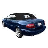 Volvo C70 Convertible Top 1999-2006 - German A5 Black Cloth