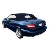 Volvo C70 Convertible Top 1999-2006 - German A5 Marine Blue