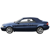 Volvo C70 Convertible Top 1999-2006 - Blue, Haartz Stayfast