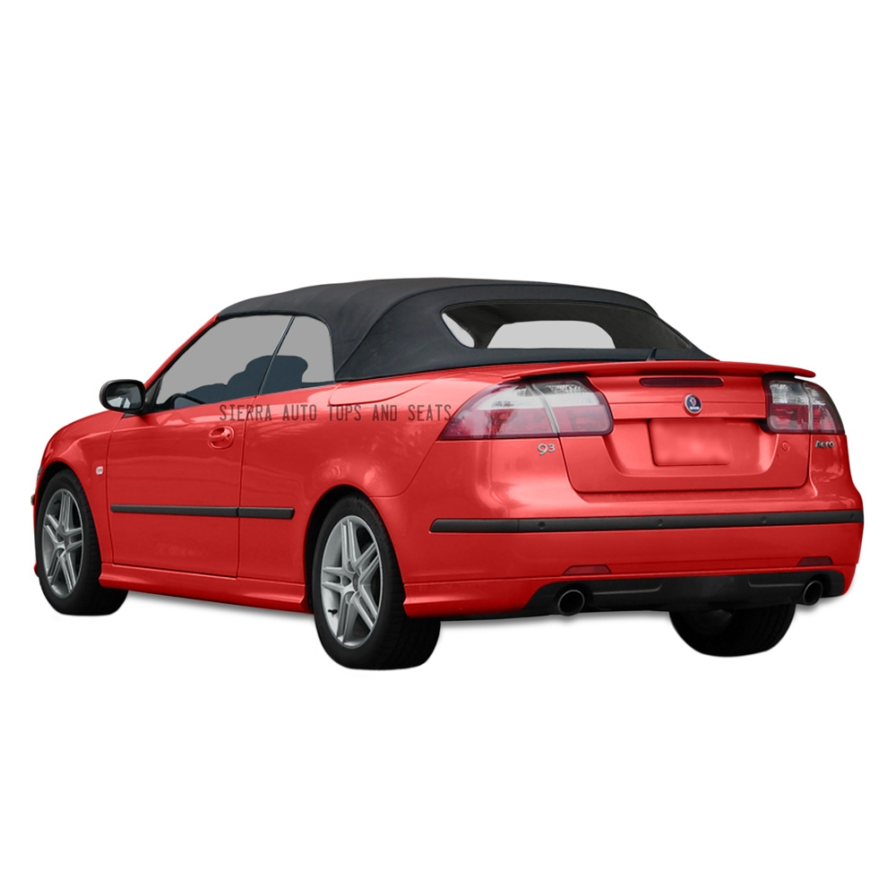 Saab Convertible Top