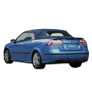 SAAB 9-3 German A5 Convertible Soft Top without Window - Blue
