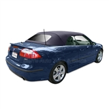 Replacement 1996-1998 SAAB 900S/SE Twillfast Blue Convertible Top