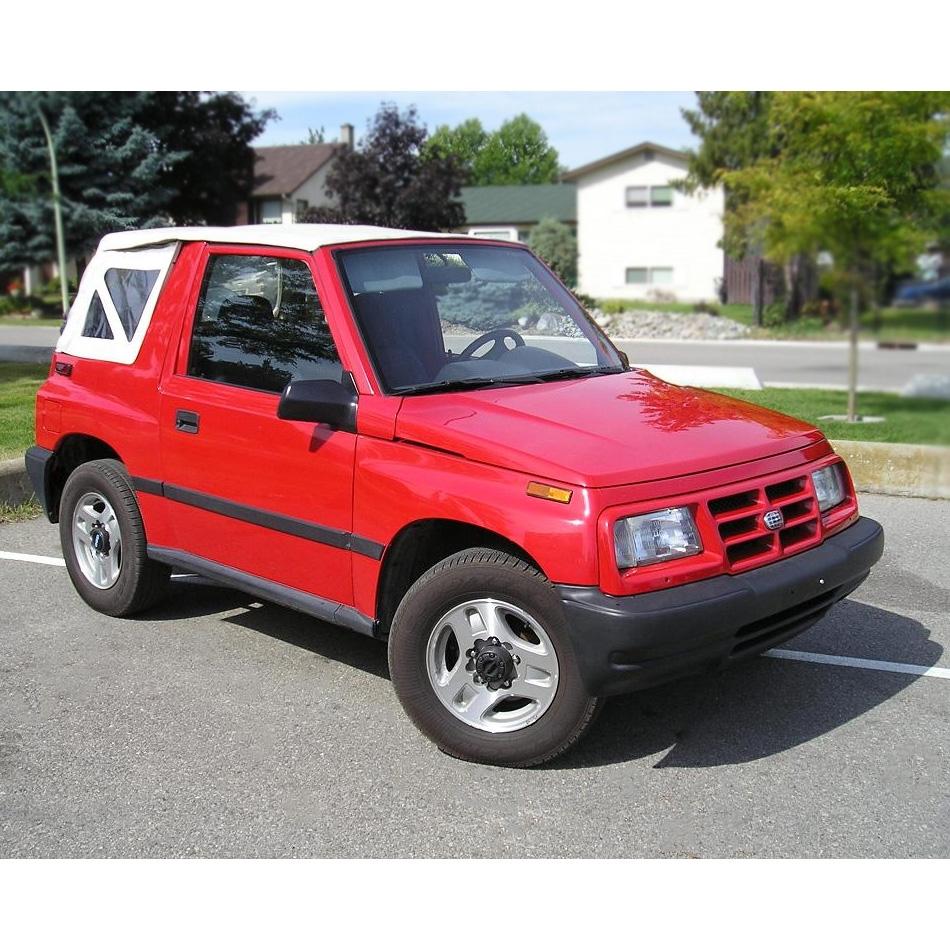 94 Suzuki Consumer Ratings: Sidekick And Geo Tracker 1986-94 Convertible Top