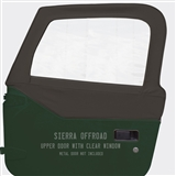 Khaki Diamond Soft Upper Doors for Jeep Wranglers