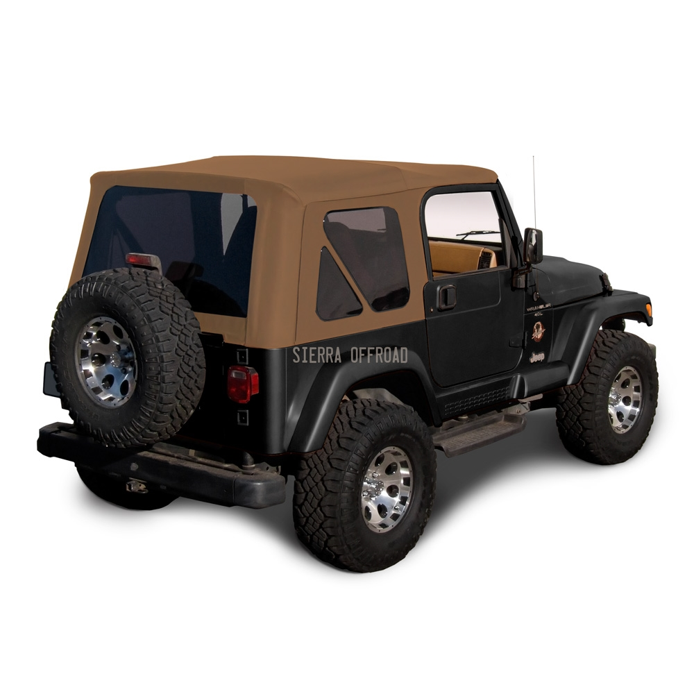 Beautiful Jeep Wrangler Sailcloth Soft Top More Photos Email A Friend