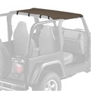 Replacement Jeep Sun Top for 1997-2006 Wrangler TJ - Khaki Diamond
