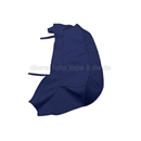 1968 Jaguar XKE V6 Series Stafast Cloth Replacement Boot Cover - Blue