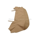 1968 Jaguar XKE V6 Series Stayfast Replacement Boot Cover - Tan