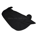 1972-1974 Jaguar XKE V12 Series Convertible Boot Cover, Black Everflex