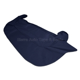 1972-1974 Jaguar XKE V12 Series Convertible Boot Cover - Blue Everflex