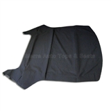 SAAB 900S & SE Convertible Soft Top Replacement Headliner, Black | Auto Tops Direct